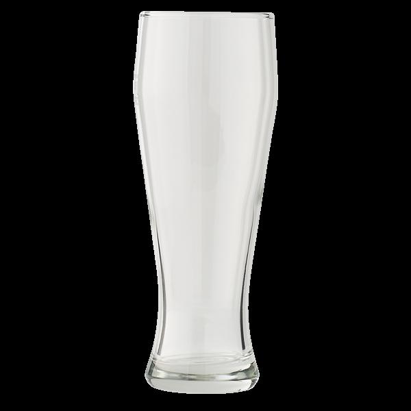 Weißbierglas neutral 0,5 l