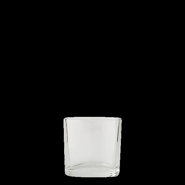 Foodglas oval