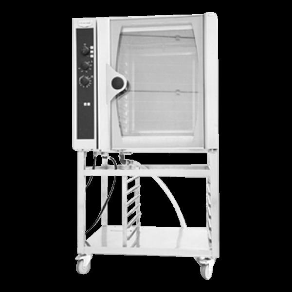 Kombidämpfer 10/1 Untergest. 17,3 kW