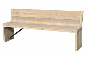 Lehne für Sitzbank Toskana