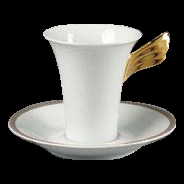 Kaffeeuntertasse Ikarus